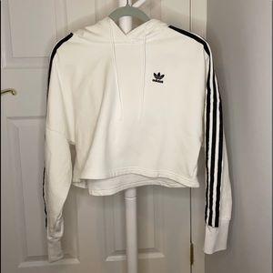 Adidas Hoodie CropTop